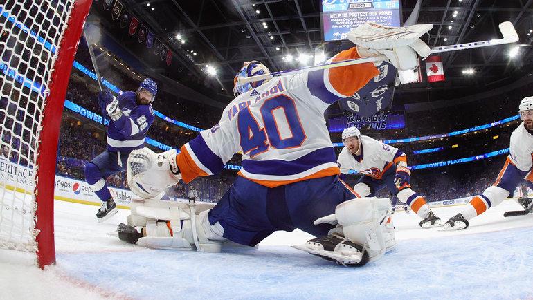 НХЛ: Месть в Тампе