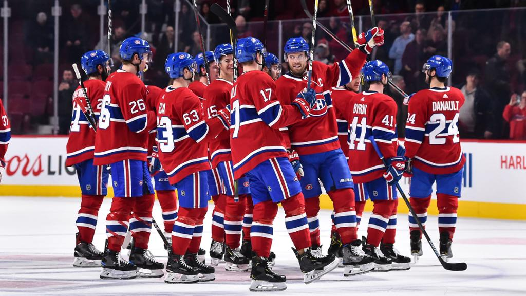 НХЛ: Овертайм в Монреале