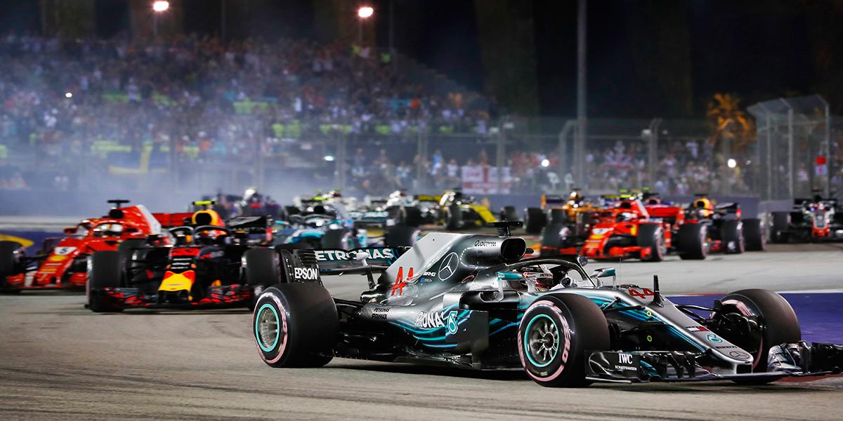 Новый сезон «Формулы-1» начнется со второго этапа