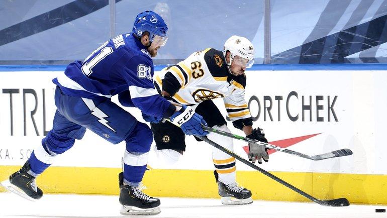 Новый сезон НХЛ может пройти в шести городах