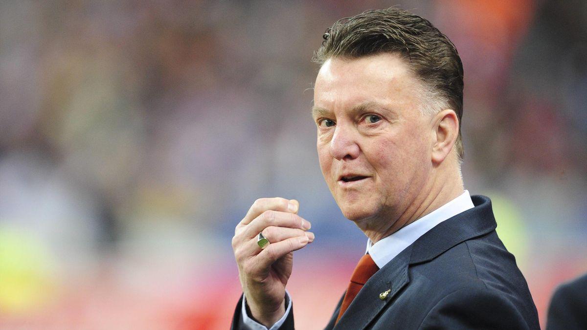 Новый тренер сборной Нидерландов – ван Гаал