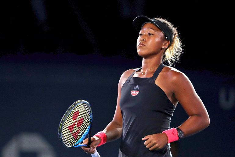 Осака стала лучшей теннисисткой месяца