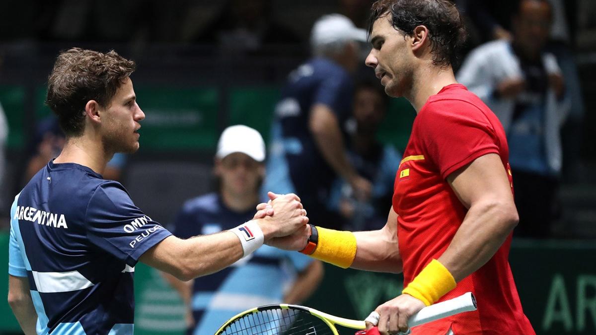 Победа Шварцмана над Надалем вошла в сенсации 2020 года на турнирах ATP