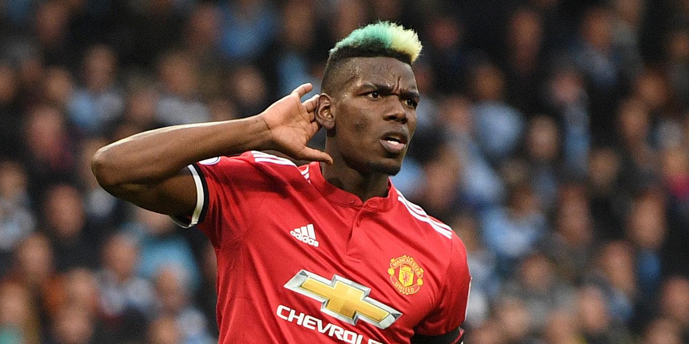 Погба может продлить контракт с «Манчестер Юнайтед»