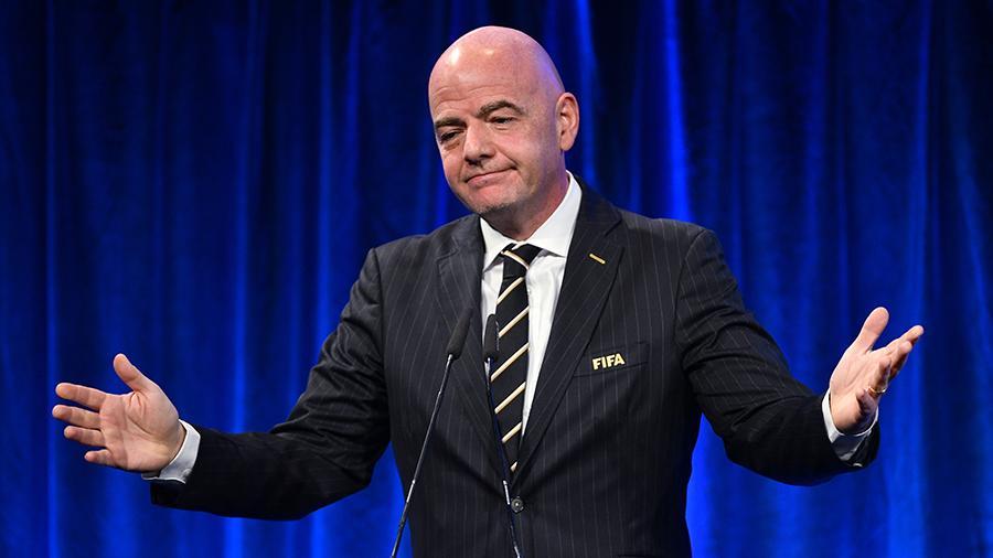 Президент ФИФА подхватил коронавирус