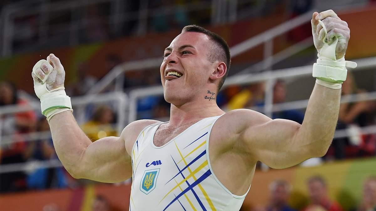 Радивилов взял золото на этапе Кубка мира в Осиеке, Варинская выиграла серебро