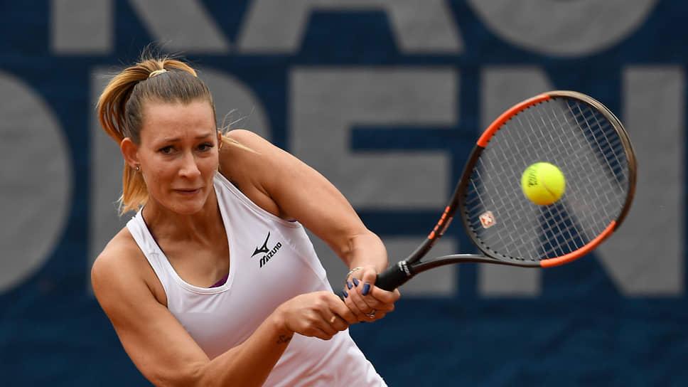Российскую теннисистку арестовали на Ролан Гаррос в подозрении о договорняке