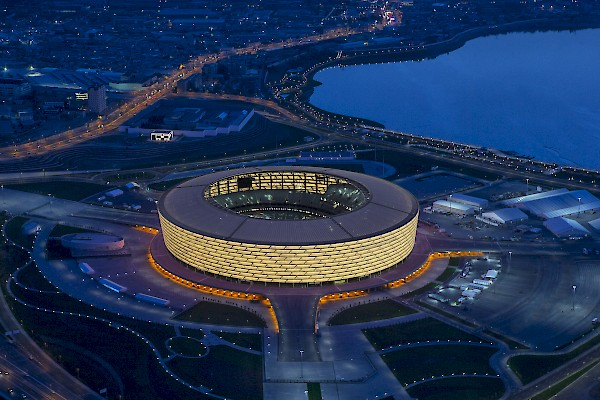 Россию хотят лишить права проводить матчи Евро-2020