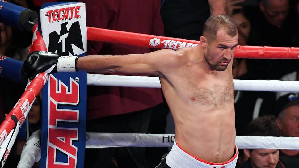 Самый знаменитый российский боксер попался на допинге