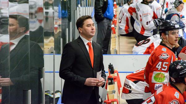 Сборная Украины по хоккею осталась без тренера