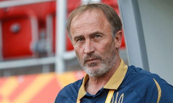 Сборная Украины подходит к матчу с Боснией без потерь