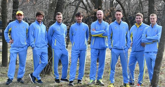 Сборная Украины проведет матчи Кубка Дэвиса в селе Погребы