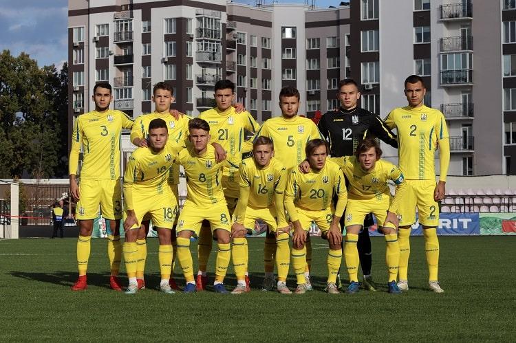 Сборная Украины U-19 вышла на Евро-2022