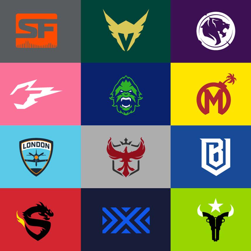 Семь лучших команд Overwatch League