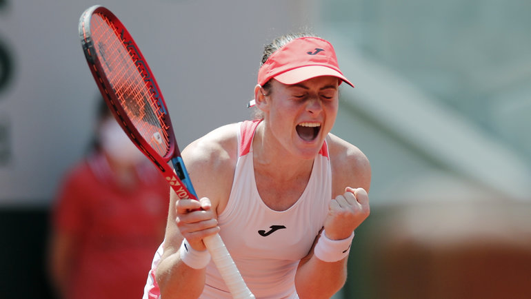 Стала известна полуфиналистка Ролан Гаррос – Словения торжествует