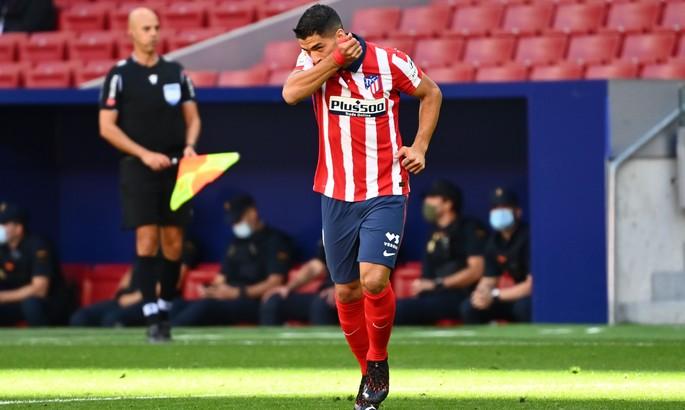 Суарес вывел «Атлетико» в лидеры Примеры