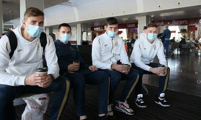 Судьбу матча Лиги наций Швейцария – Украина решат в понедельник