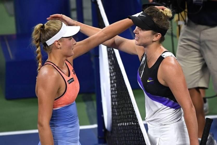 Свитолина и Ястремская выбыли из парных соревнований на Олимпиаде-2020