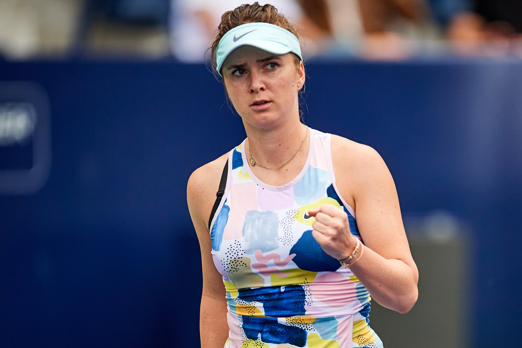 Свитолина обыграла россиянку и уверенно вышла в 1/8 финала «Ролан Гаррос»