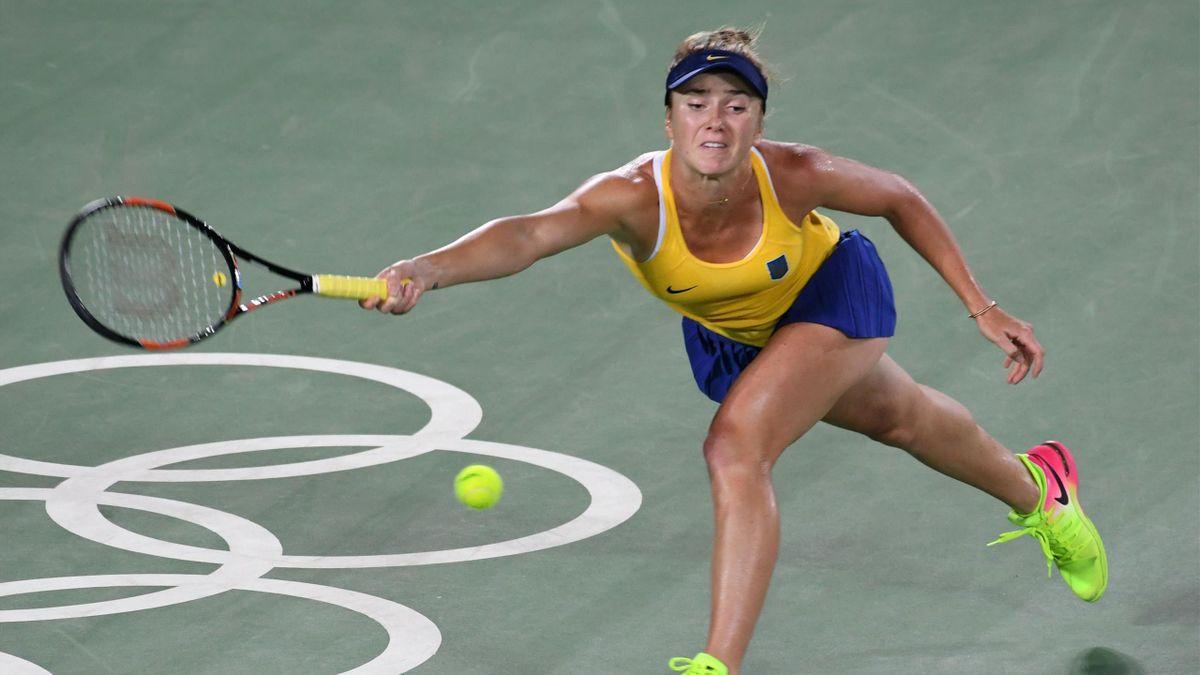 Свитолина вышла в 1/8 финала Олимпийских игр