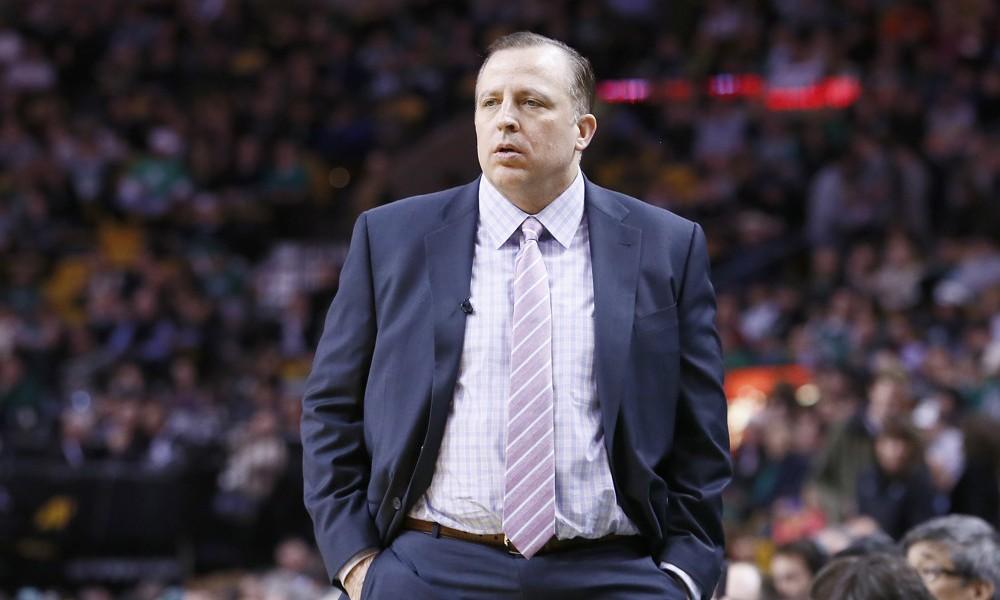 Тренером года НБА стал Тим Тибодо