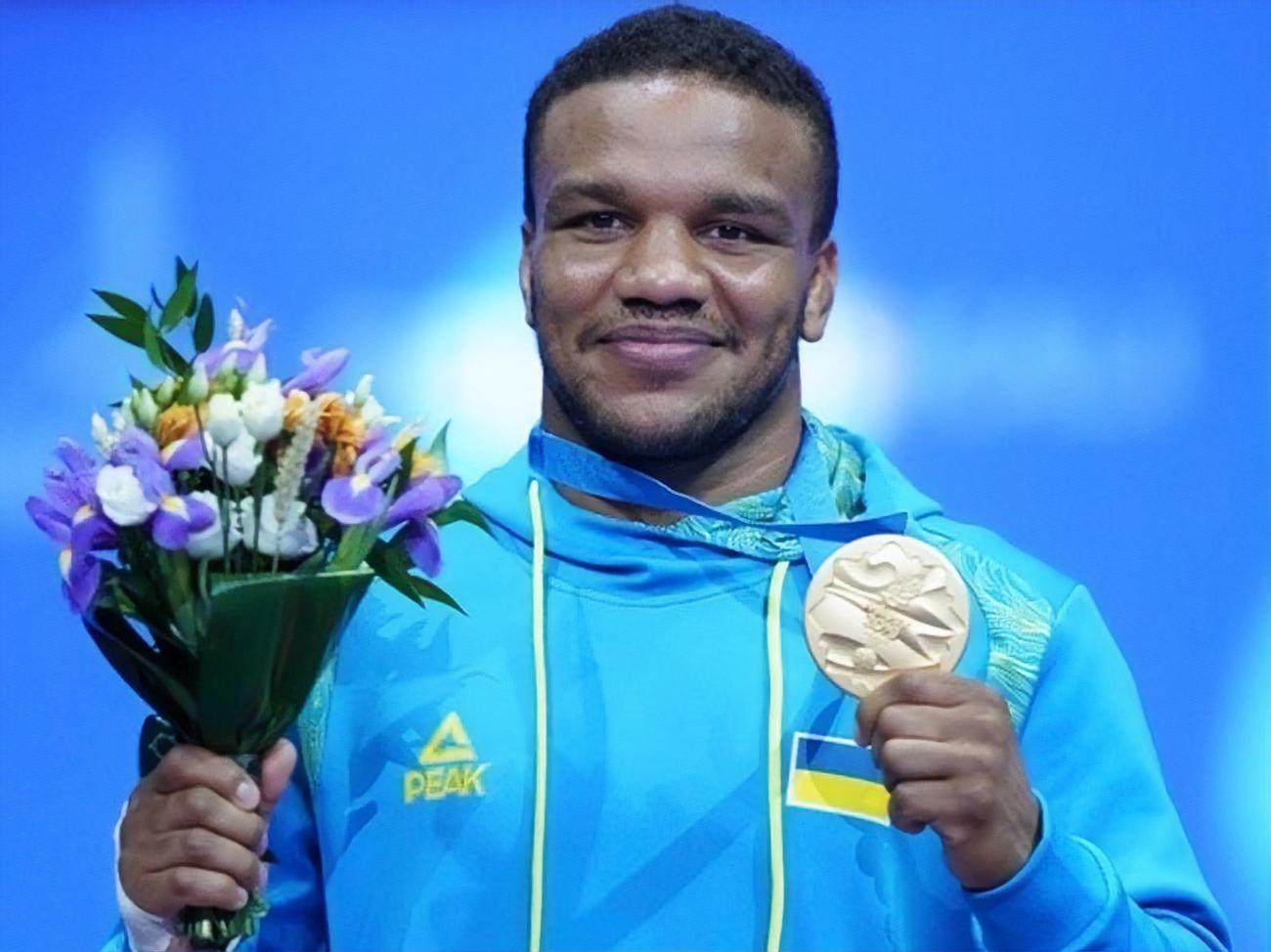 Три украинца вышли в полуфиналы Олимпийских турниров по борьбе