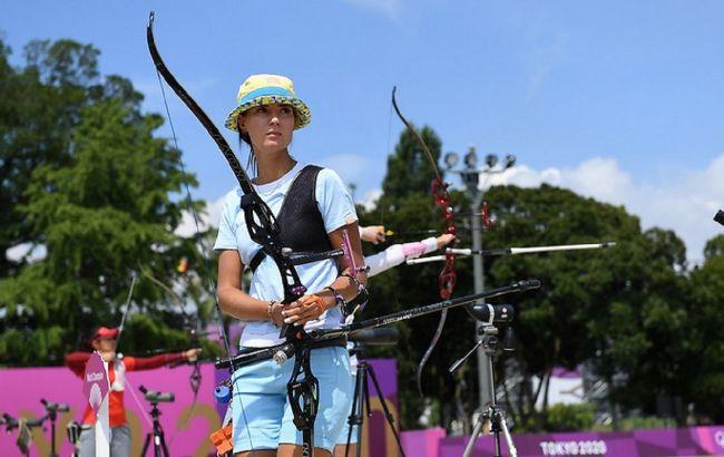 Три украинских лучника покинули Олимпиаду
