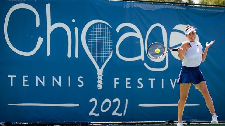 Три украинских теннисистки выступят на турнире в Чикаго