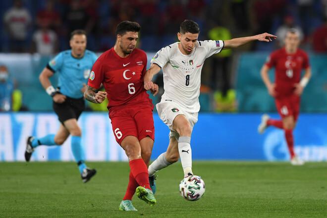 Турция – Италия 0:3: открыли так открыли