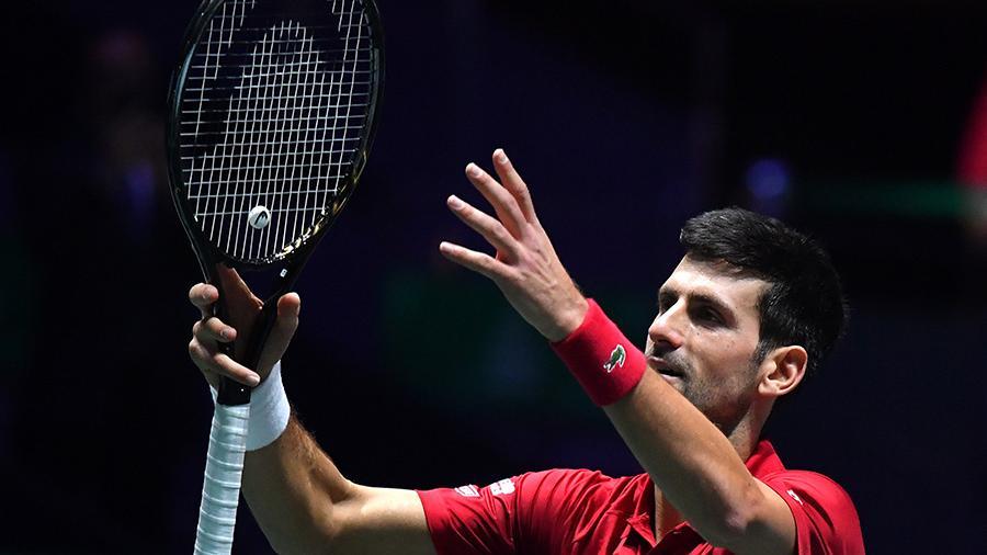 У Джоковича лучший за последние 10 лет процент побед в ATP