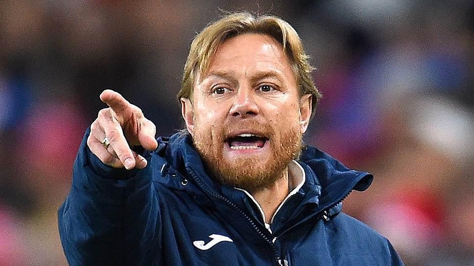 У России новый тренер по футболу вместо Черчесова