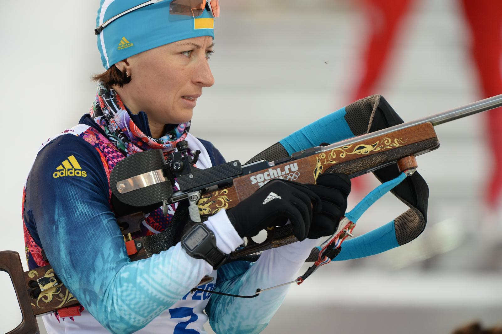 У украинки забрали олимпийскую медаль