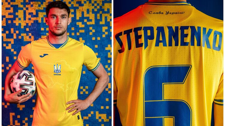 УЕФА все-таки требует изменить форму сборной Украины по футболу – нужно убрать одну фразу