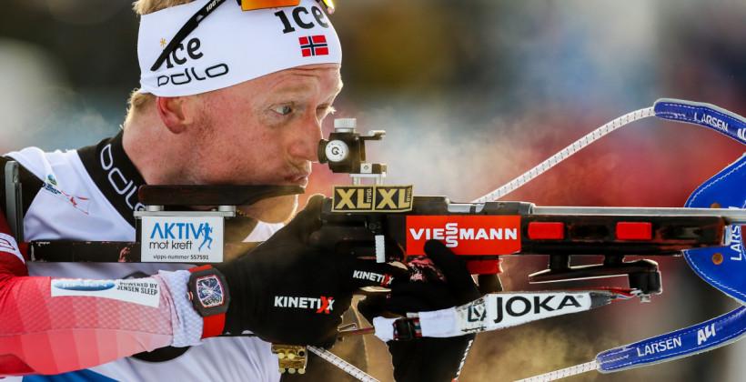 Украинцы провалили спринтерскую гонку на Кубке мира