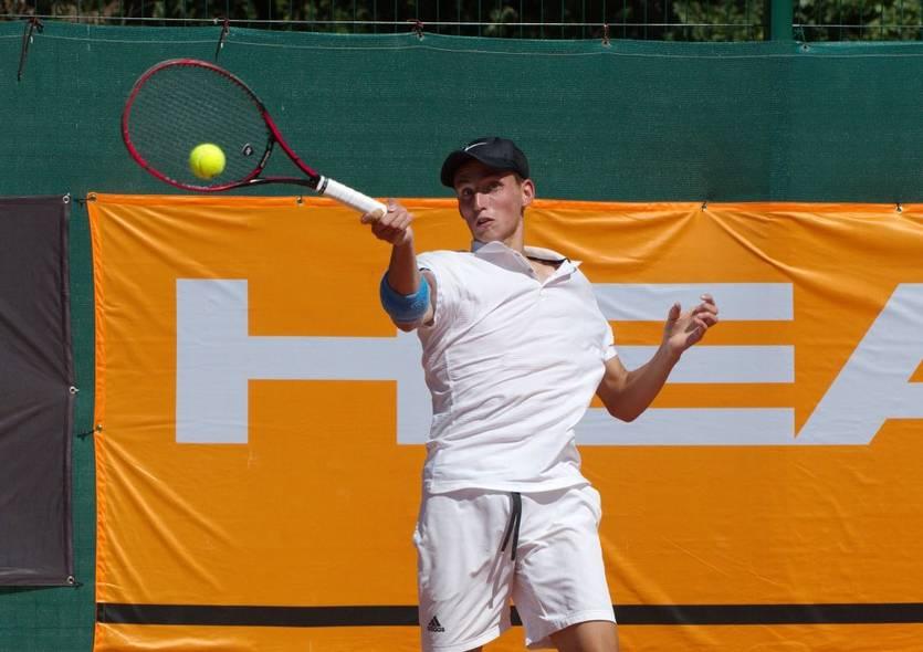 Украинец победил на теннисном турнире ITF в Анталии