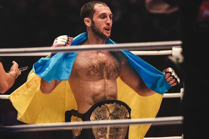 Украинец подписал контракт с Brave CF