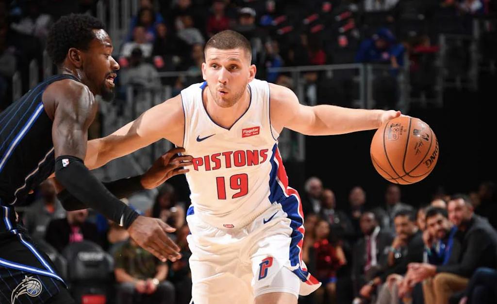 Украинец в НБА станет ограниченно свободным агентом