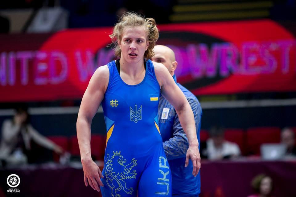 Украинка Черкасова попробует сражаться за бронзу по вольной борьбе на Олимпиаде