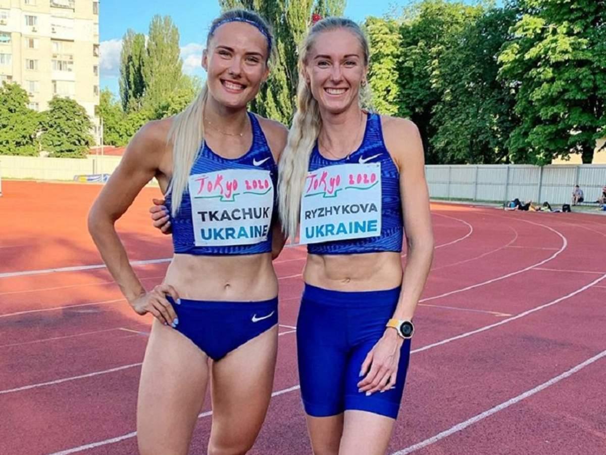 Украинки прошли в полуфинал Олимпийских игр в беге на 400 м с барьерами