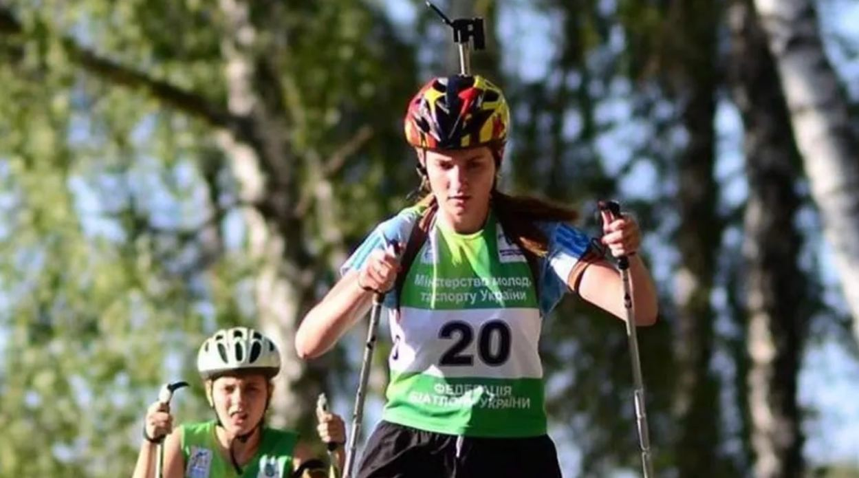 Украинская биатлонистка сломала позвоночник в ДТП