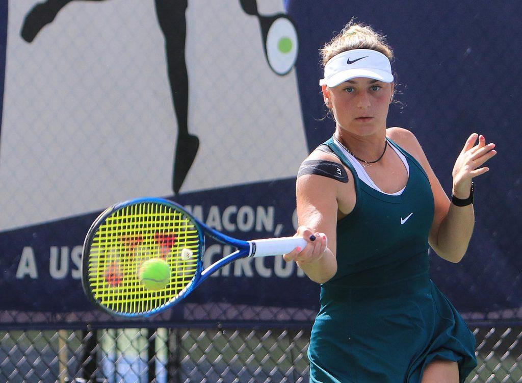 Украинская теннисистка вышла в финал турнира в США
