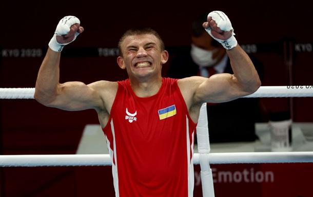 Украинский боксер Хижняк вышел в финал Олимпийского турнира