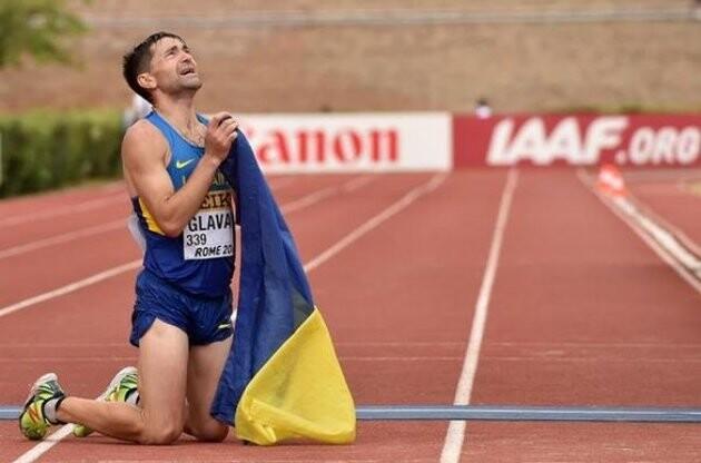 Украинский легкоатлет Главан получил еще год дисквалификации