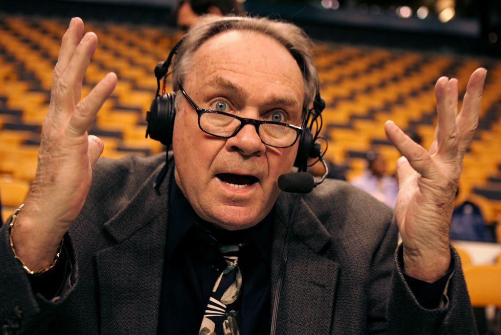 Умер легендарный баскетболист и тренер НБА