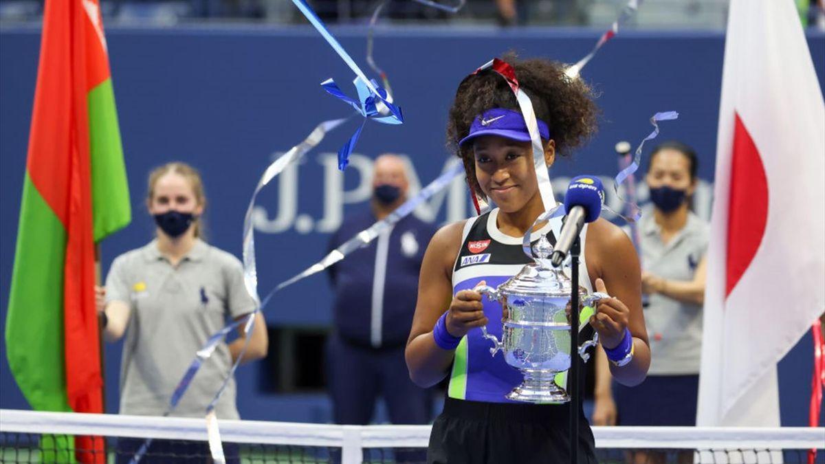 US Open выиграла самая богатая спортсменка мира