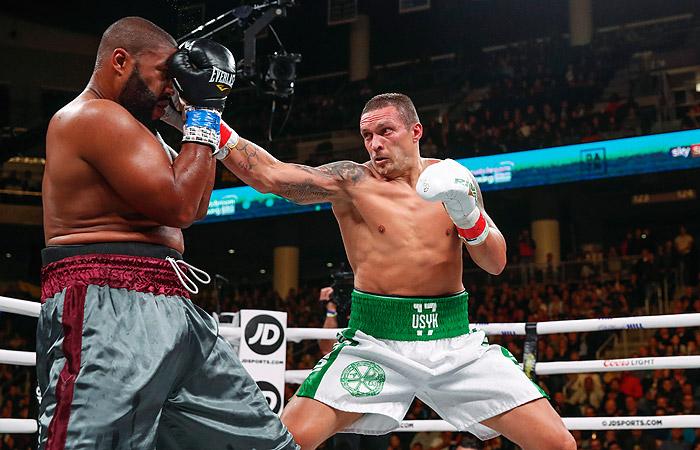 Усик проведет чемпионский бой независимо от решения Джошуа