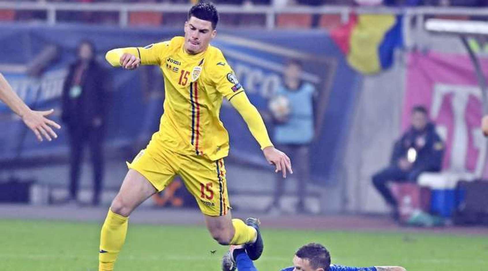 В «Динамо» сватают игрока сборной Румынии
