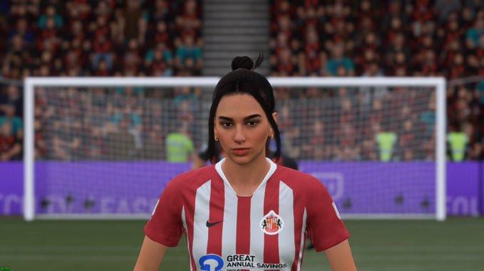 В FIFA 21 добавили звезд мирового спорта и поп-культуры