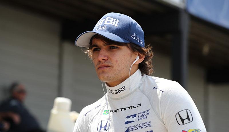 В Формуле 1 дебютирует четвертый Фиттипальди