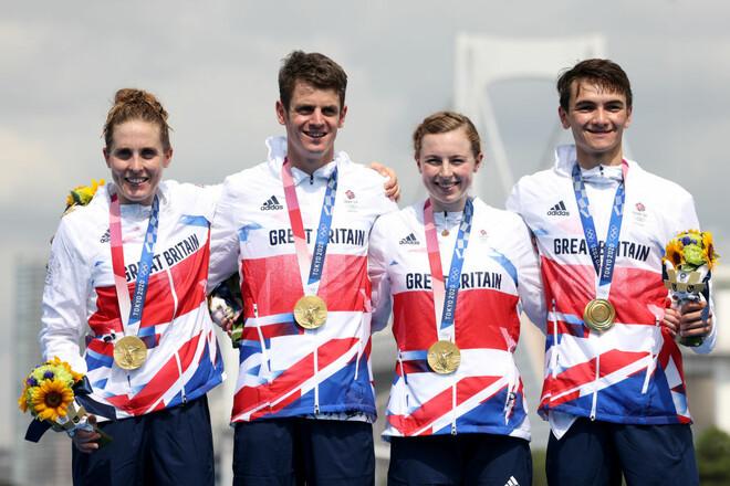 Великобритания выиграла на Олимпиаде в новой дисциплине